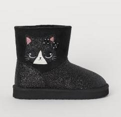 Μπότάκι με γάτα