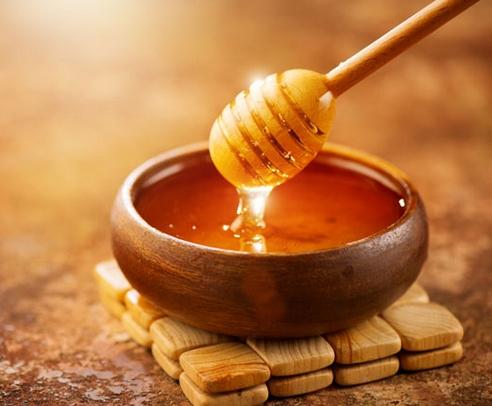 Μέλι σε μπολ