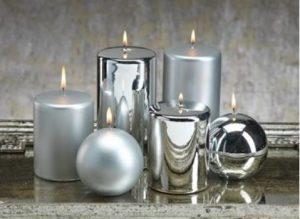 μεταλλικά κεριά