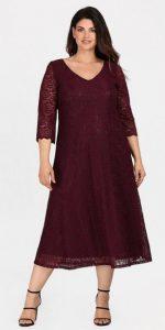 φορέματα με δαντέλα χειμώνας 2020