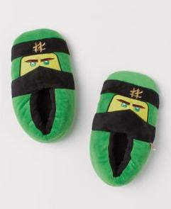 Παντόφλες πράσινες νίντζα