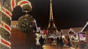 Παρίσι τα Χριστούγεννα