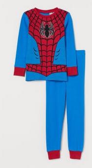 Πιτζάμες spiderman αγορίστικες