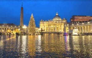 Ρώμη τα Χριστούγεννα