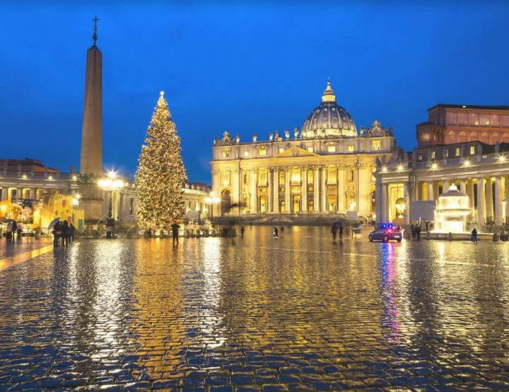 6 Παραμυθένιοι προορισμοί στο εξωτερικό για τα Χριστούγεννα!