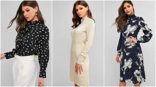 Γυναίκεια ρούχα για όλες τις ώρες που θα σε ενθουσιάσουν!
