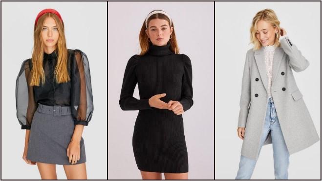 Νέα χειμερινά γυναικεία ρούχα Stradivarius 2020
