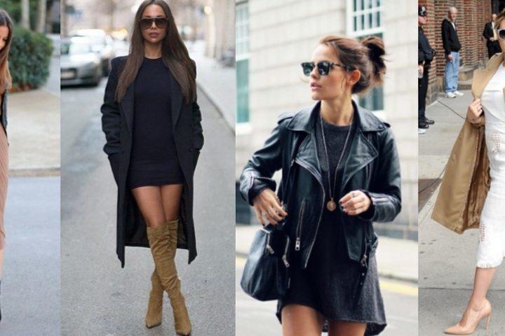 20 Ιδέες για να διαλέξεις τι πανωφόρι να βάλεις με το φόρεμα!
