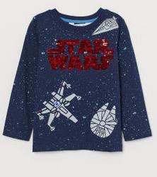 star wars φούτερ μπλε