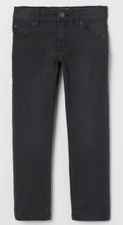 Μαύρο παντελόνι ελαστικό