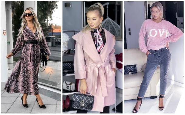 Χειμερινά γυναικεία ρούχα Parizianista για το 2020