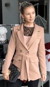 μεσάτο γυναικείο σακάκι 2020