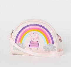 τσάντα ροζ Πέπα