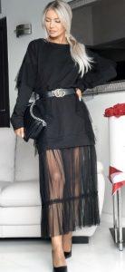 χειμερινά φορέματα parizianista 2020