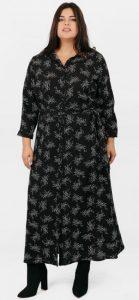 χειμερινό φόρεμα πουκάμισο parabita 2020