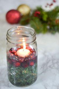 χριστουγεννιάτικο διακοσμητικό ρεσό