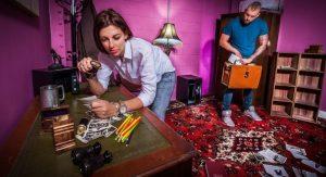 ζευγάρια σε escape room καινούρια πράγματα σχέση