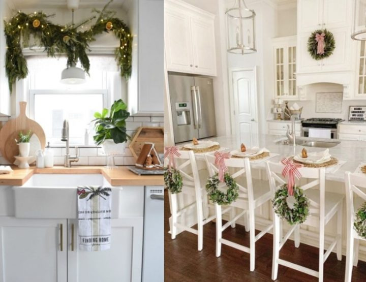 6 Ιδέες για να φέρεις τα Χριστούγεννα στην κουζίνα σου!