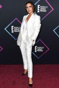 μπέκαμ λευκό γυναικείο κοστούμι