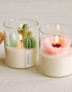 αρωματικά κεριά δώρο