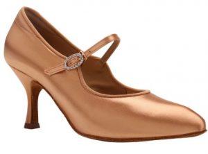 κλειστό παπούτσι ευρωπαϊκού χορού