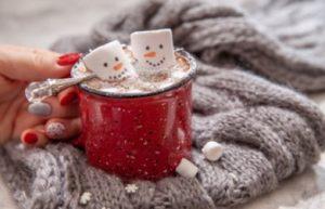 χειμωνιάτικα νύχια