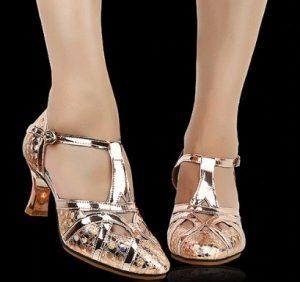 στραφταλιζέ παπούτσια χορού