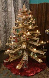 δέντρο Χριστουγέννων παιδικό δωμάτιο