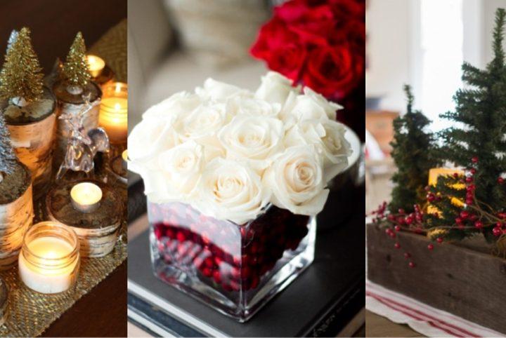 15 Εντυπωσιακές & απλές ιδέες διακόσμησης για το Χριστουγεννιάτικο τραπέζι!