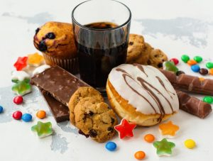 κόκα κόλα μπισκότα donuts σοκολάτα βελτιώσεις μνήμη
