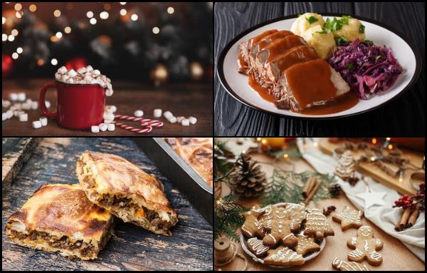 5 Εύκολα Χριστουγεννιάτικα φαγητά και γλυκά!