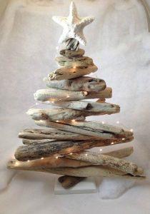 εναλλακτικά δεντράκια για Χριστούγεννα