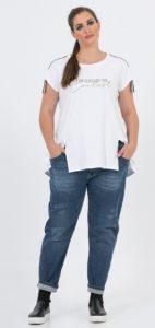 γυναικείο boyfriend jean παντελόνι