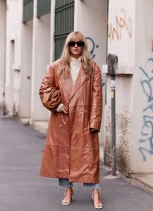 oversize street style outfit