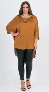 ασύμμετρες γυναικείες μπλούζες σε μεγάλα μεγέθη