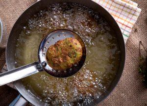 κολοκυθοκεφτέδες με πουρές πατάτας, ediva.gr