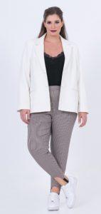 λευκό γυναικείο σακάκι χειμώνας 2020
