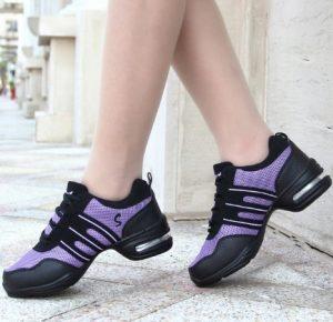 λιλά παπούτσια προπόνησης