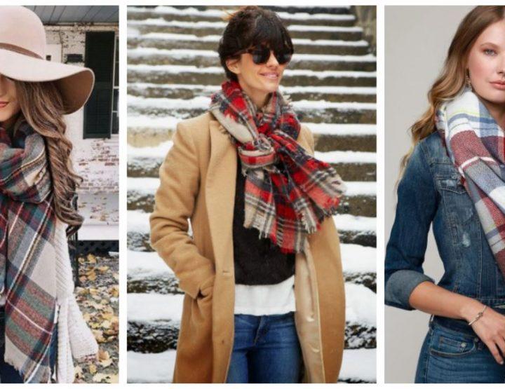 7 Τρόποι για να φορέσεις το φουλάρι σου!