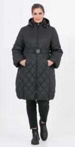 μαύρο γυναικείο παλτό 2020