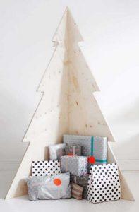 minimal χριστουγεννιάτικη διακόσμηση ediva.gr