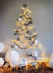 μίνιμαλ χριστουγεννιάτικο δέντρο ediva.gr