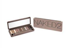 παλέτα σκιές ματιών naked