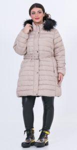 plus size γυναικεία μπουφάν με κουκούλα