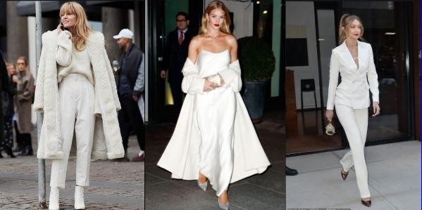 Ιδέες για να ντυθείς στα λευκά φέτος τα Χριστούγεννα!