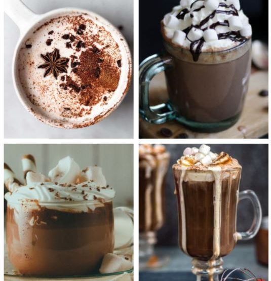 5 Συνταγές για τέλεια ζεστή σοκολάτα!