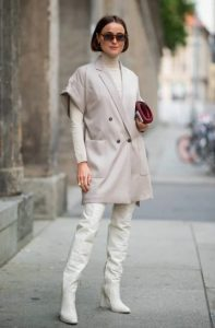 total white outfit, ediva.gr