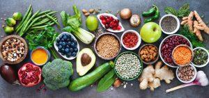 τρόφιμα πλούσια σε αντιοξειδωτικά