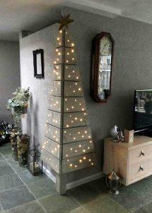 χριστουγεννιάτικο δέντρο γωνίες σπιτιού
