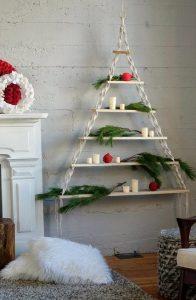 χριστουγεννιάτικο δέντρο ράφια